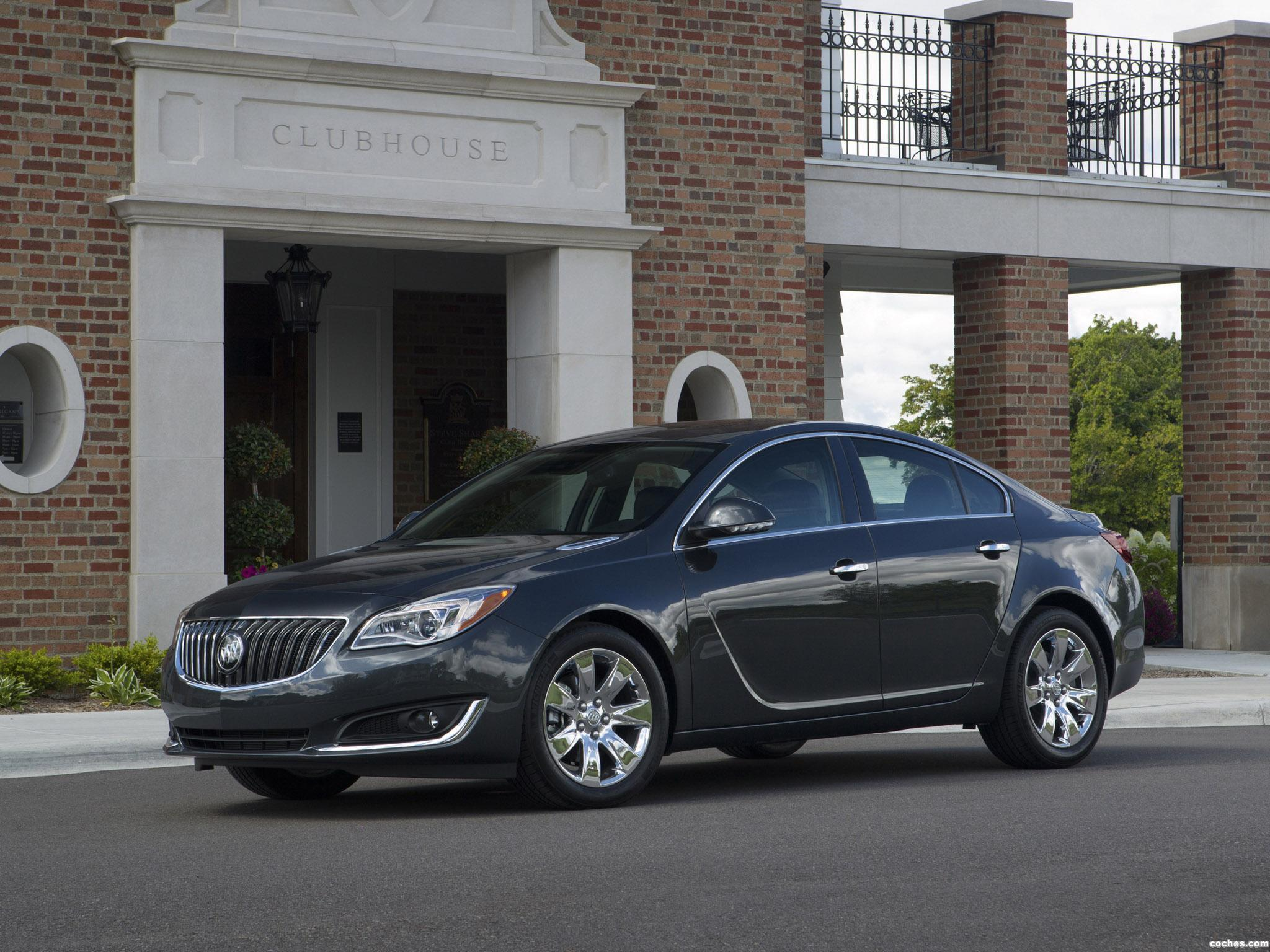 Foto 4 de Buick Regal 2013