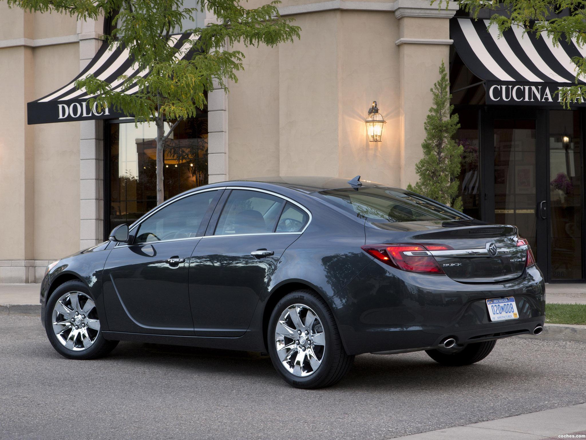 Foto 3 de Buick Regal 2013
