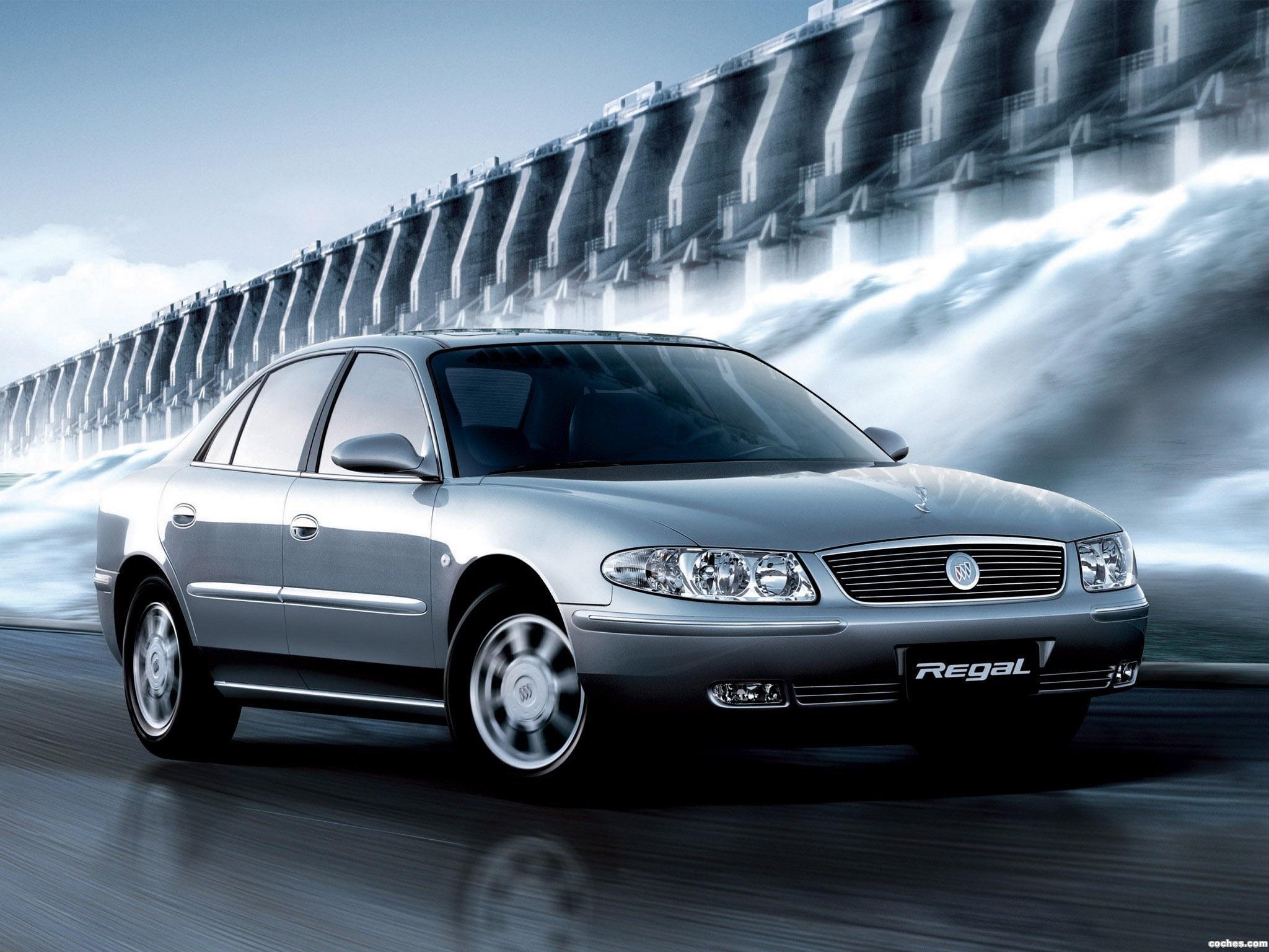 Foto 0 de Buick Regal China 2005