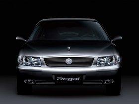 Ver foto 4 de Buick Regal China 2005
