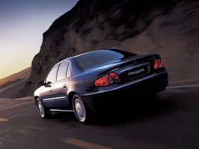 Ver foto 2 de Buick Regal China 2005
