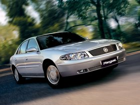 Ver foto 9 de Buick Regal China 2005
