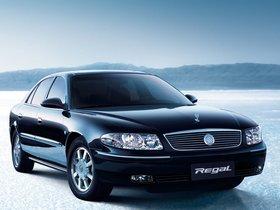 Ver foto 8 de Buick Regal China 2005