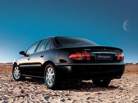 Ver foto 7 de Buick Regal China 2005