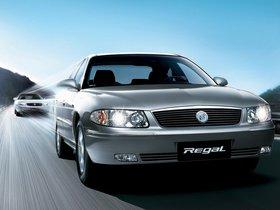 Ver foto 6 de Buick Regal China 2005