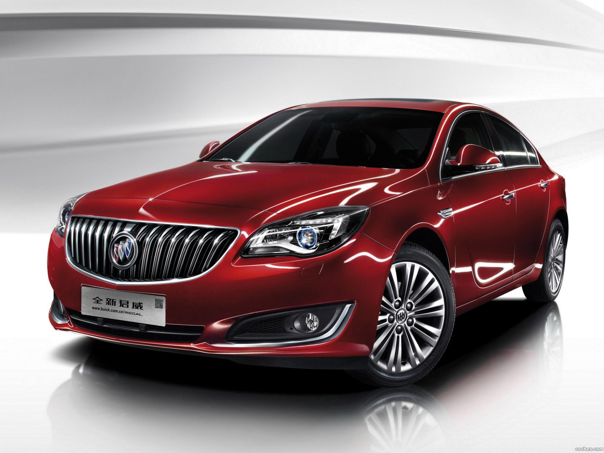 Foto 0 de Buick Regal China 2014