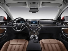 Ver foto 9 de Buick Regal China 2014