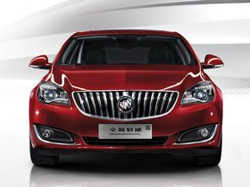 Ver foto 6 de Buick Regal China 2014