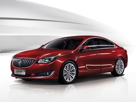 Ver foto 5 de Buick Regal China 2014