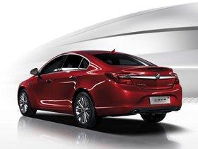 Ver foto 3 de Buick Regal China 2014
