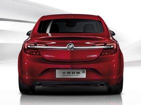 Ver foto 2 de Buick Regal China 2014