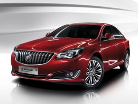 Ver foto 1 de Buick Regal China 2014