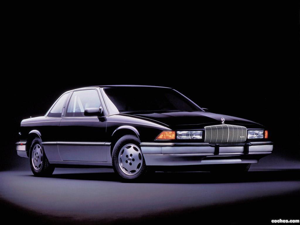 Foto 0 de Buick Regal Coupe 1988
