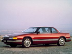 Ver foto 4 de Buick Regal Coupe 1988