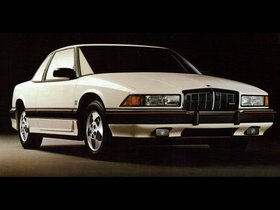 Ver foto 2 de Buick Regal Coupe 1988