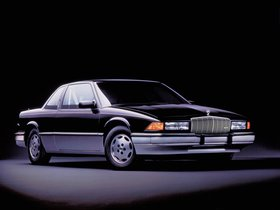 Ver foto 1 de Buick Regal Coupe 1988