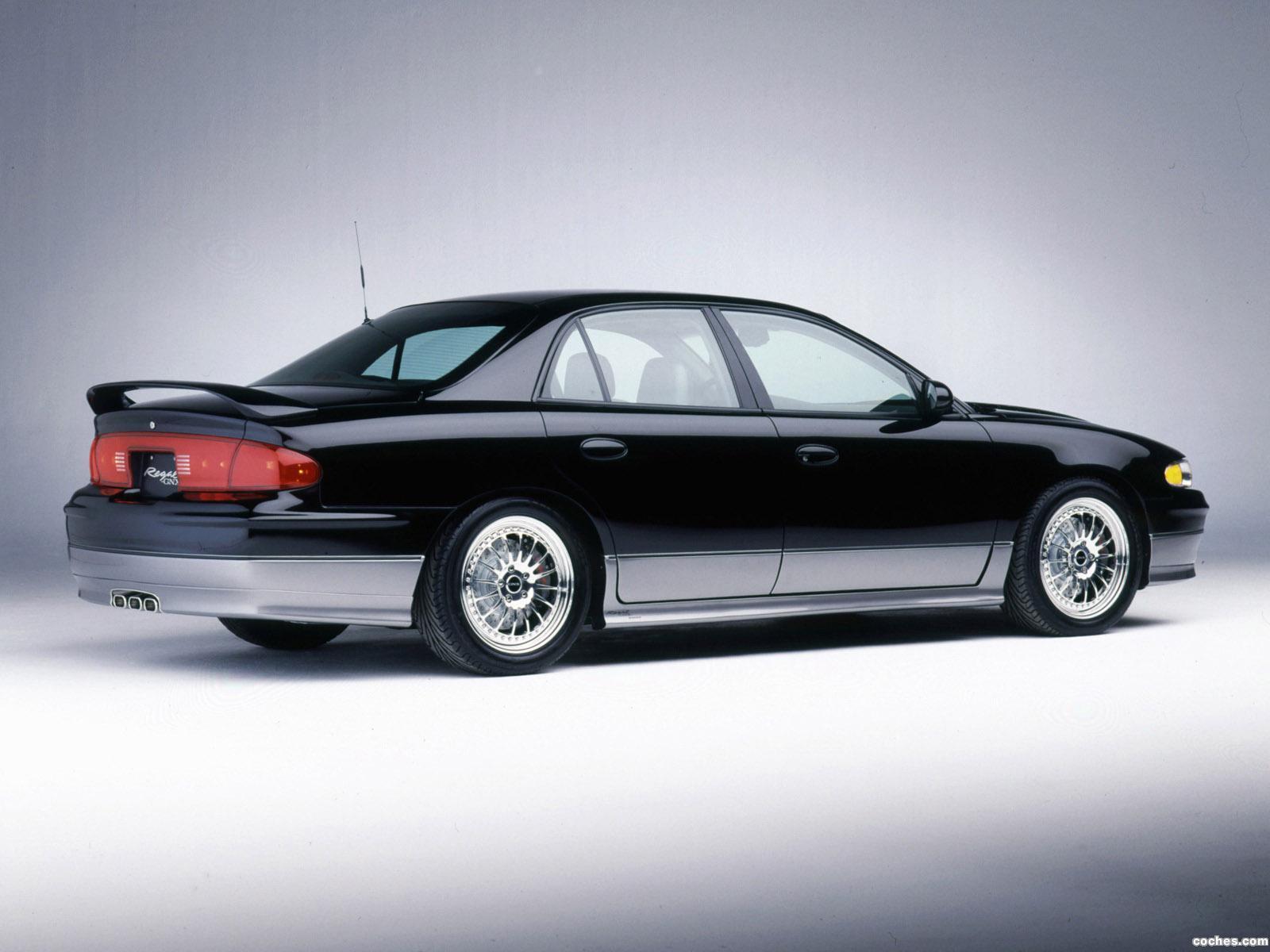 Foto 1 de Buick Regal GNX Show Car 2000