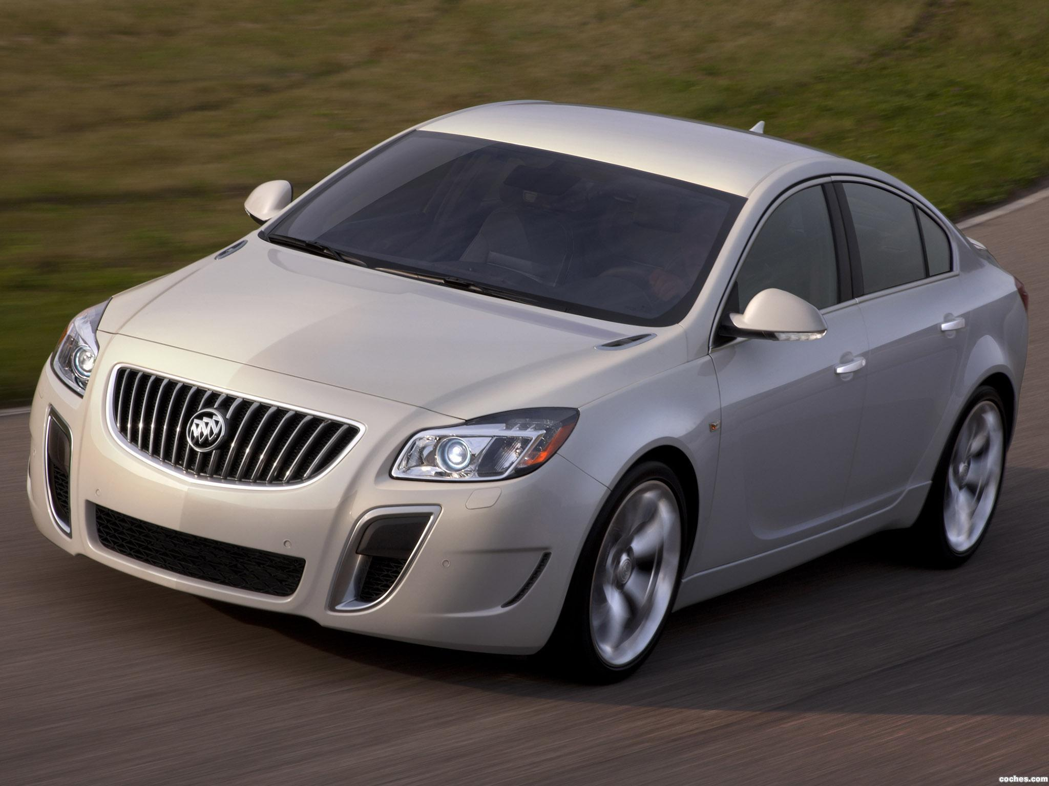 Foto 2 de Buick Regal GS 2010
