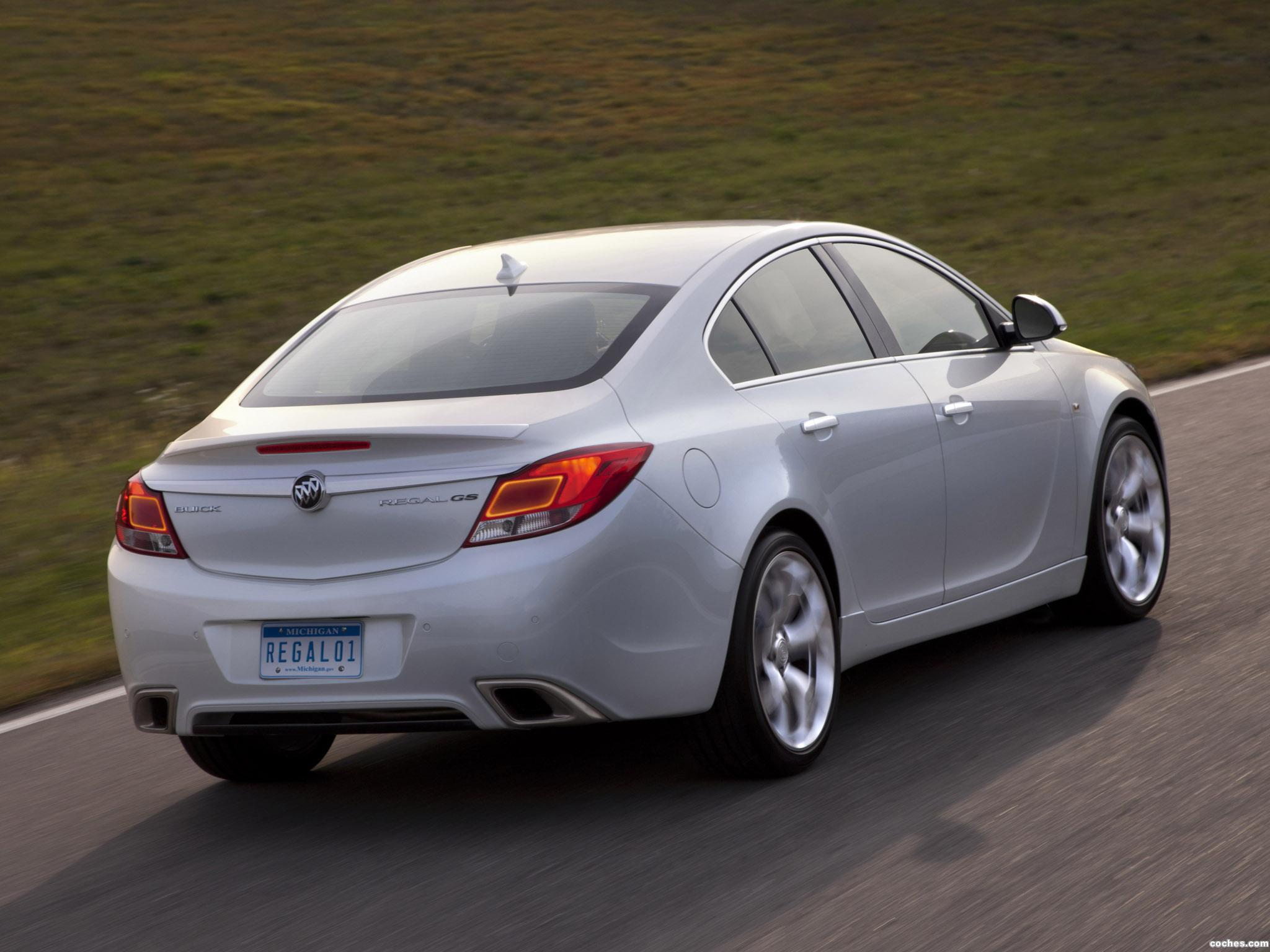 Foto 1 de Buick Regal GS 2010