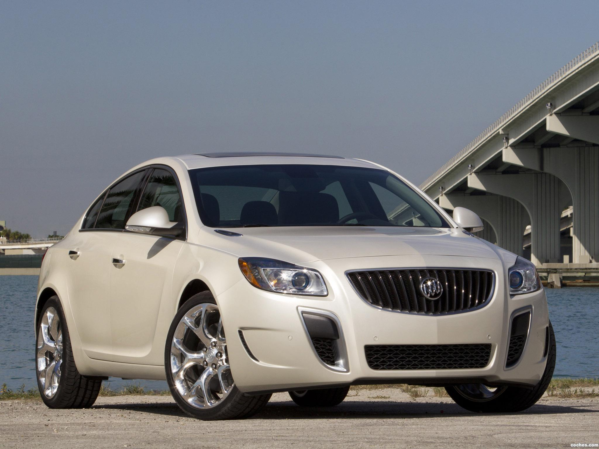 Foto 0 de Buick Regal GS 2010