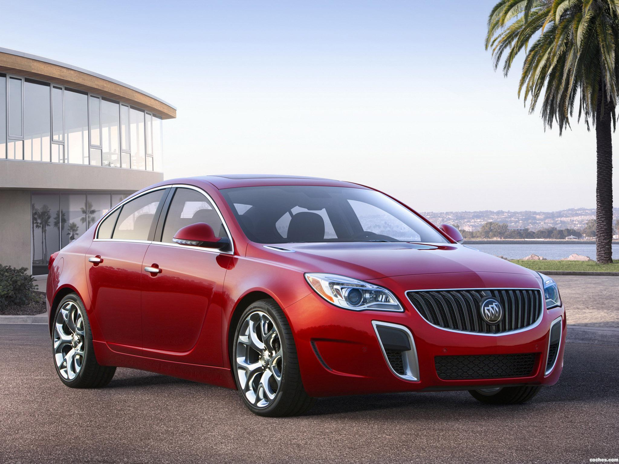 Foto 0 de Buick Regal GS 2013
