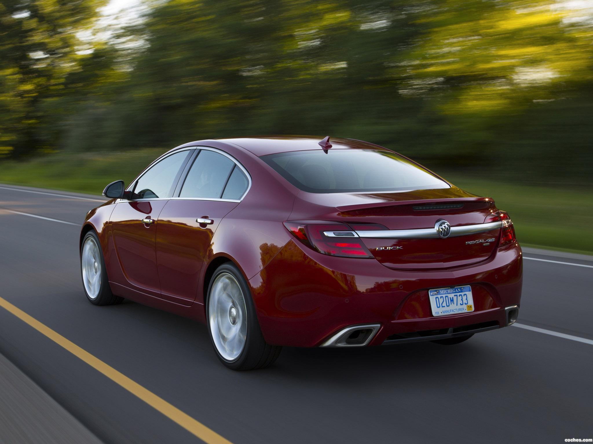Foto 7 de Buick Regal GS 2013