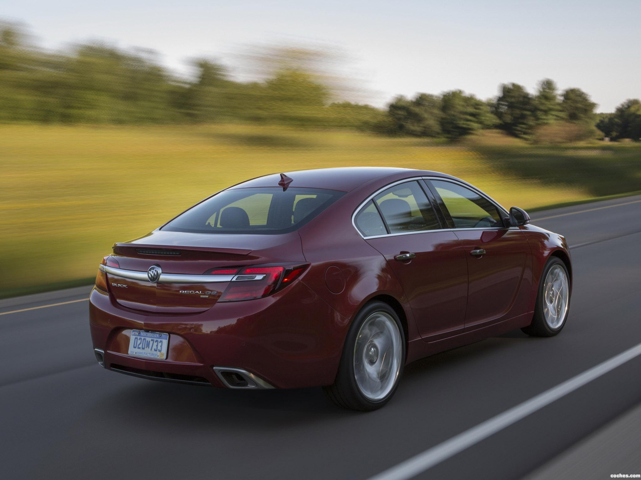 Foto 6 de Buick Regal GS 2013