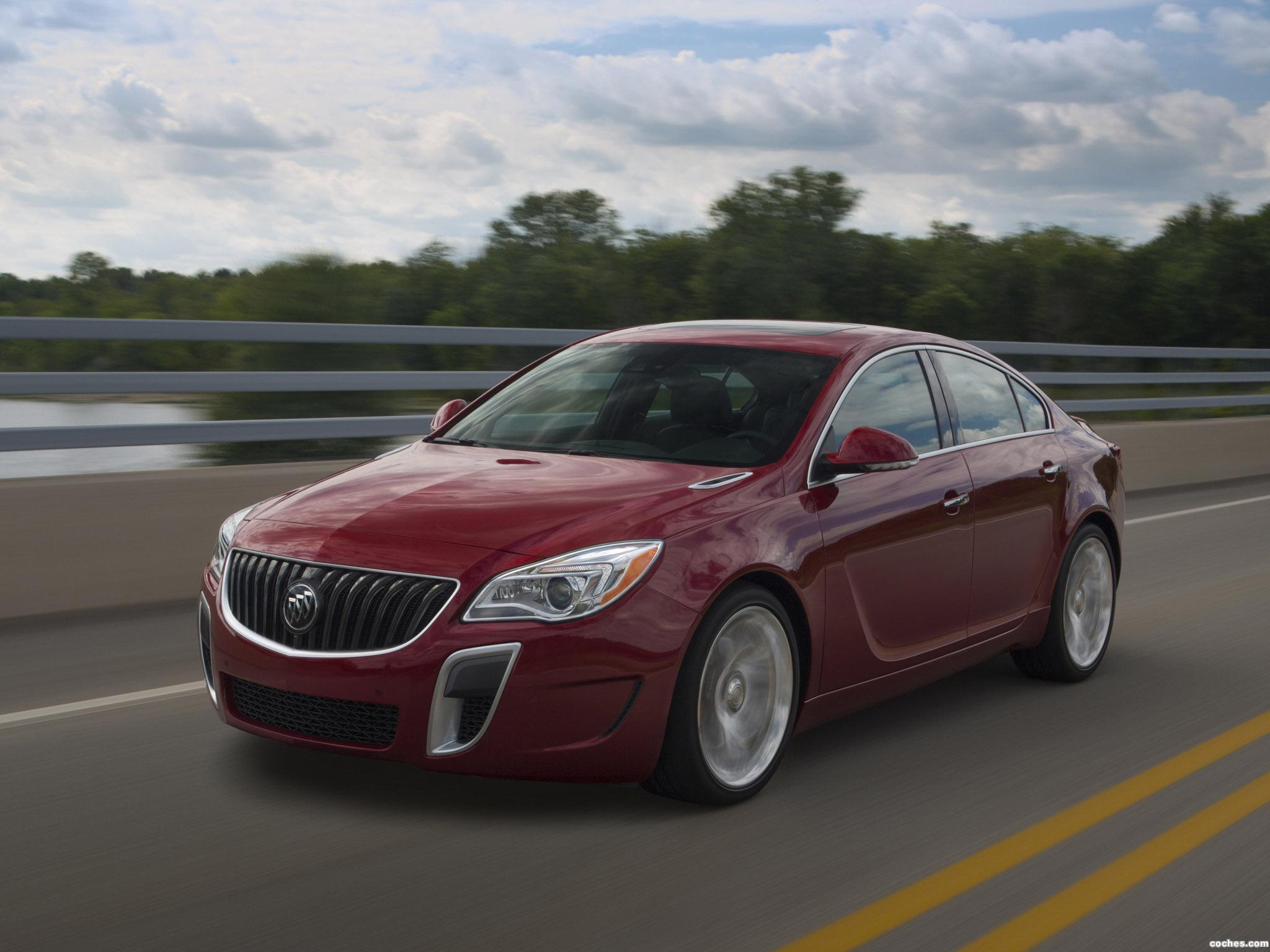 Foto 5 de Buick Regal GS 2013