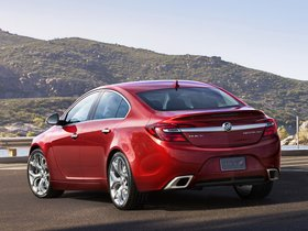 Ver foto 2 de Buick Regal GS 2013
