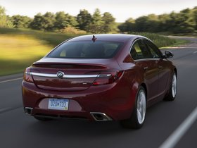 Ver foto 9 de Buick Regal GS 2013