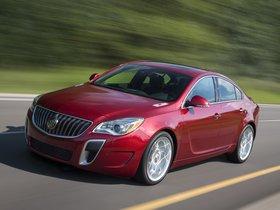 Ver foto 5 de Buick Regal GS 2013