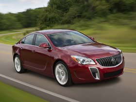 Ver foto 3 de Buick Regal GS 2013