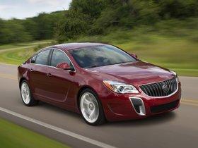 Ver foto 3 de Buick Regal GS 2013