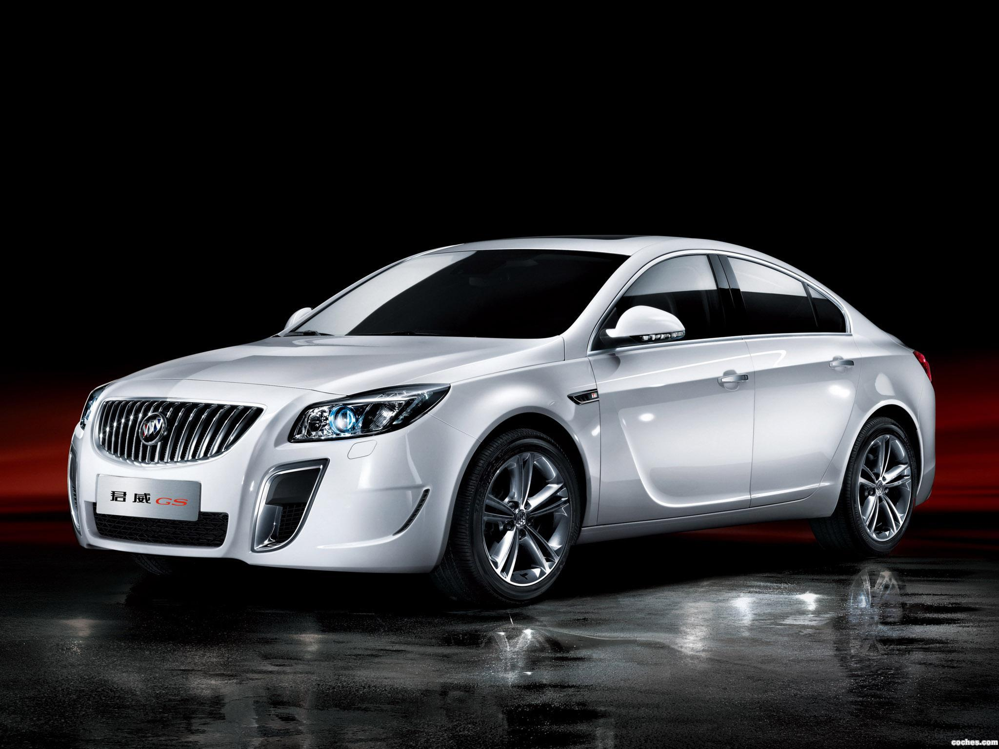 Foto 0 de Buick Regal GS China 2011