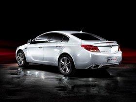 Ver foto 3 de Buick Regal GS China 2011