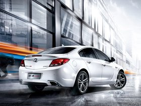 Ver foto 2 de Buick Regal GS China 2011