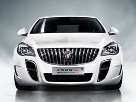 Ver foto 1 de Buick Regal GS China 2014