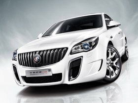 Ver foto 6 de Buick Regal GS China 2014