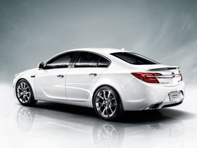 Ver foto 3 de Buick Regal GS China 2014