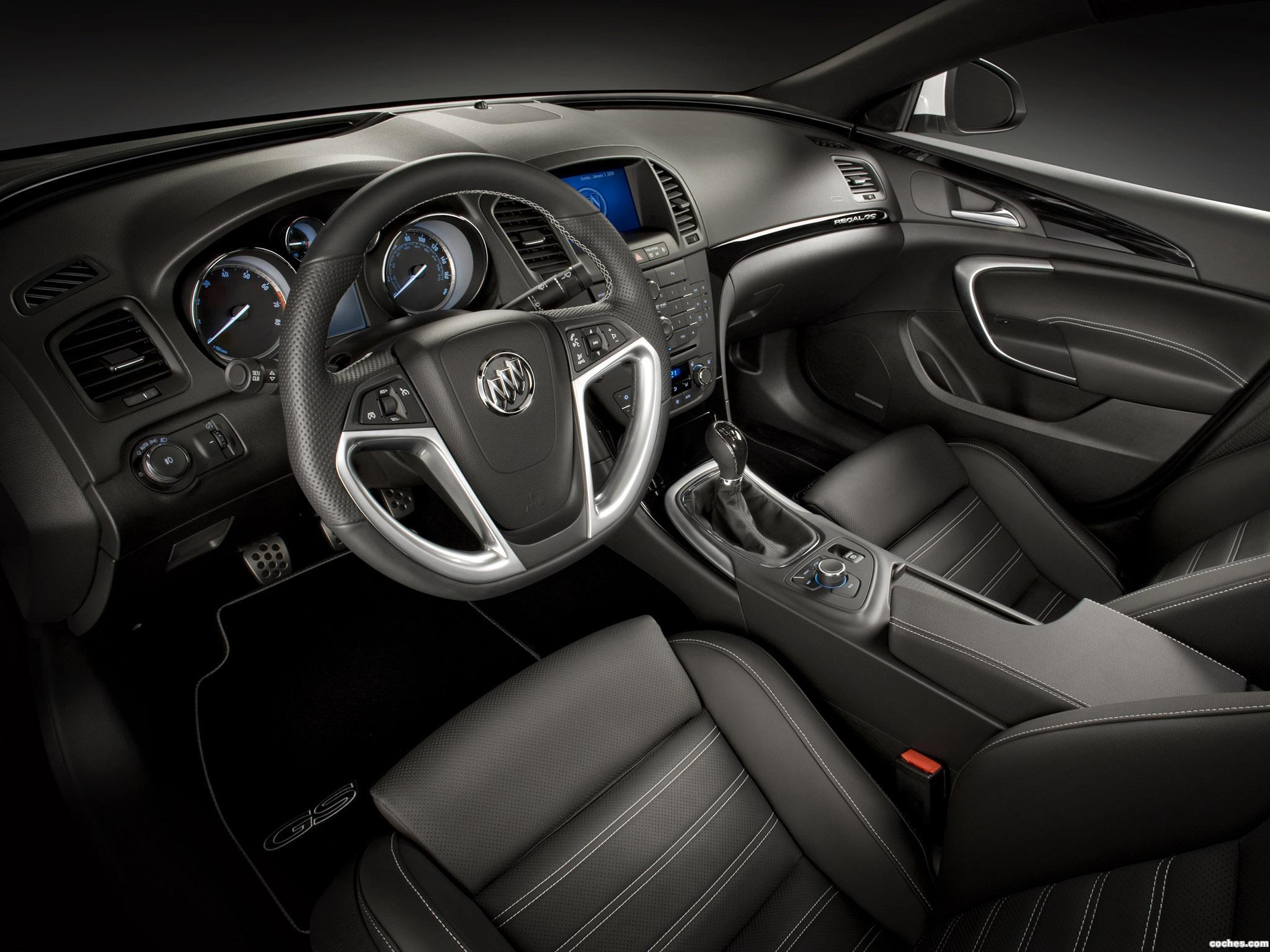 Foto 5 de Buick Regal GS Concept 2010