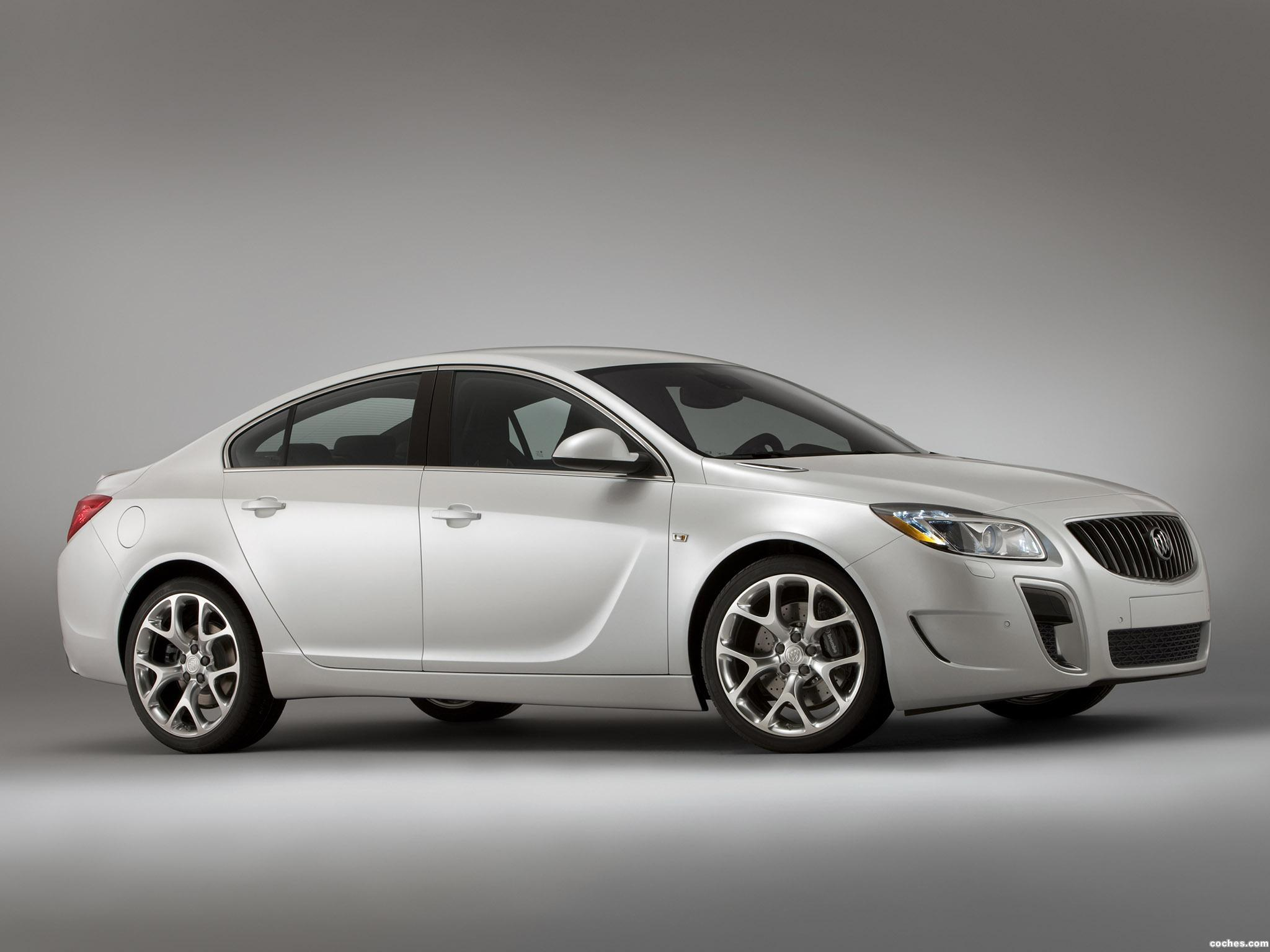 Foto 4 de Buick Regal GS Concept 2010