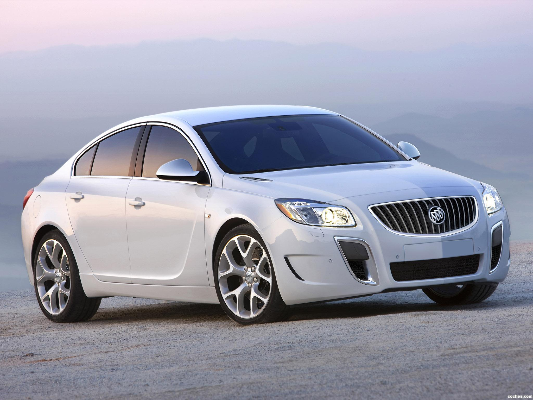 Foto 0 de Buick Regal GS Concept 2010