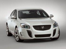 Ver foto 2 de Buick Regal GS Concept 2010