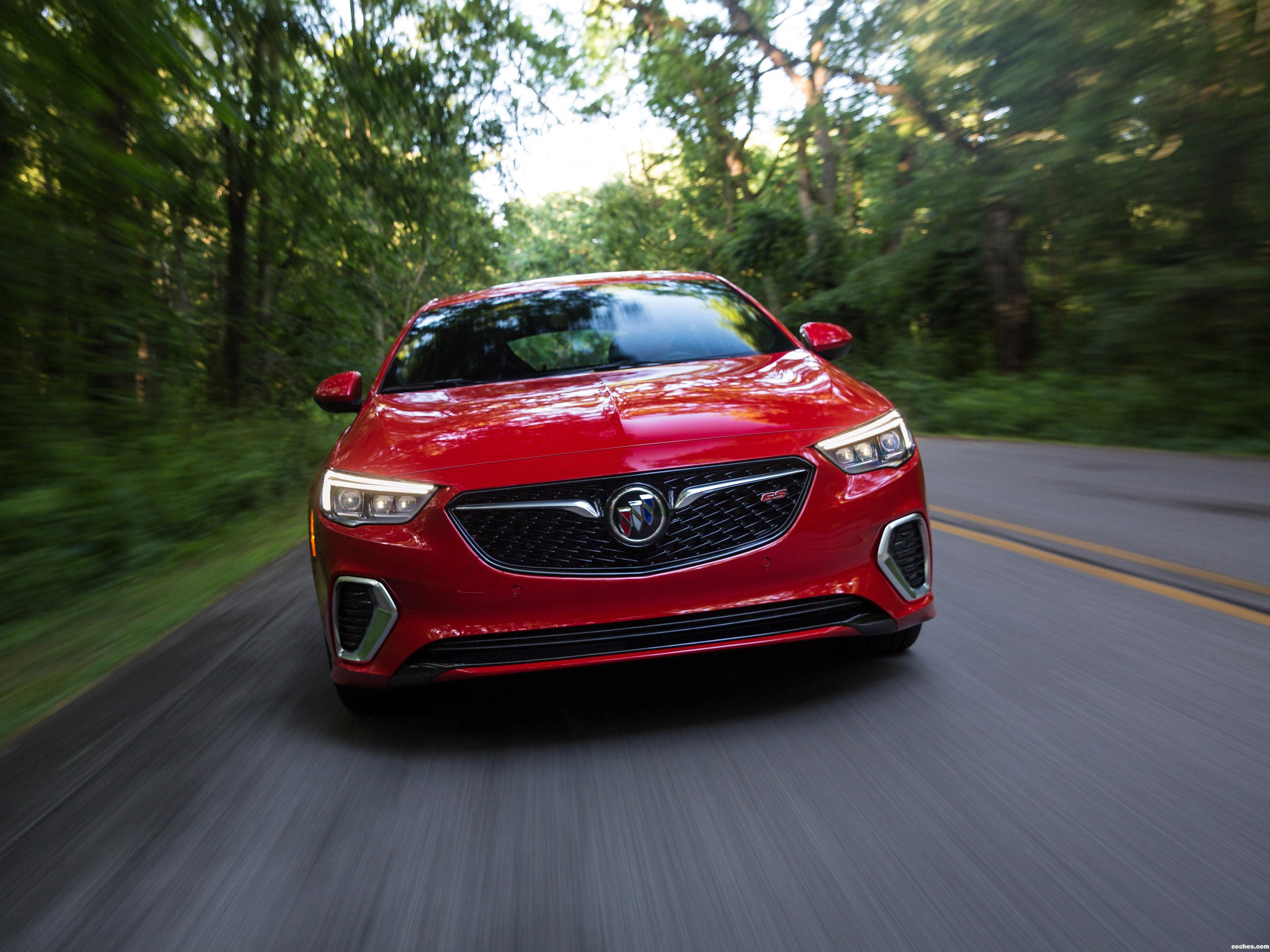 Foto 4 de Buick Regal GS USA 2017