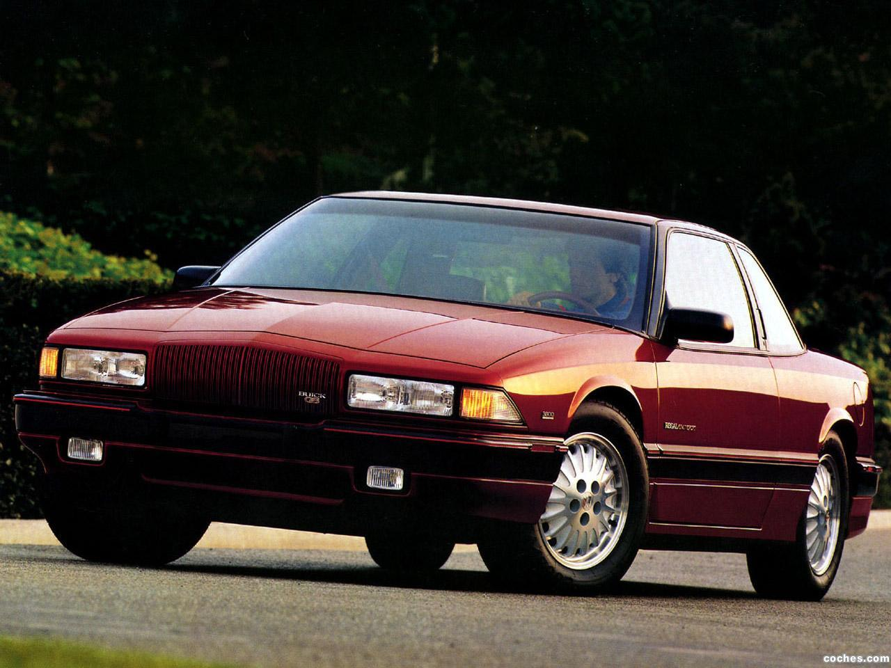 Foto 0 de Buick Regal Gran Sport Coupe 1990