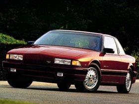 Fotos de Buick Regal Gran Sport Coupe 1990