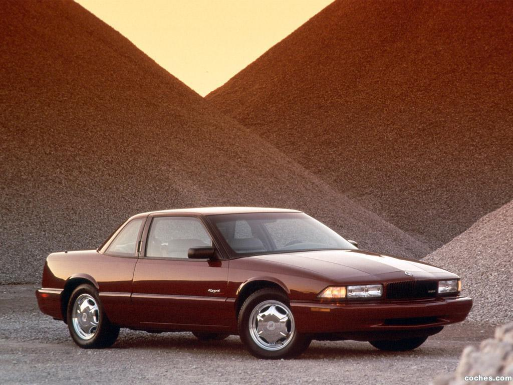 Foto 3 de Buick Regal Gran Sport Coupe 1993