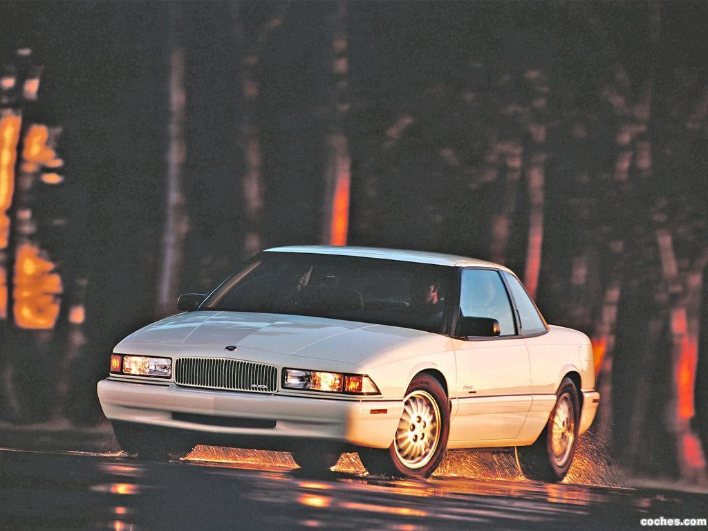 Foto 1 de Buick Regal Gran Sport Coupe 1993