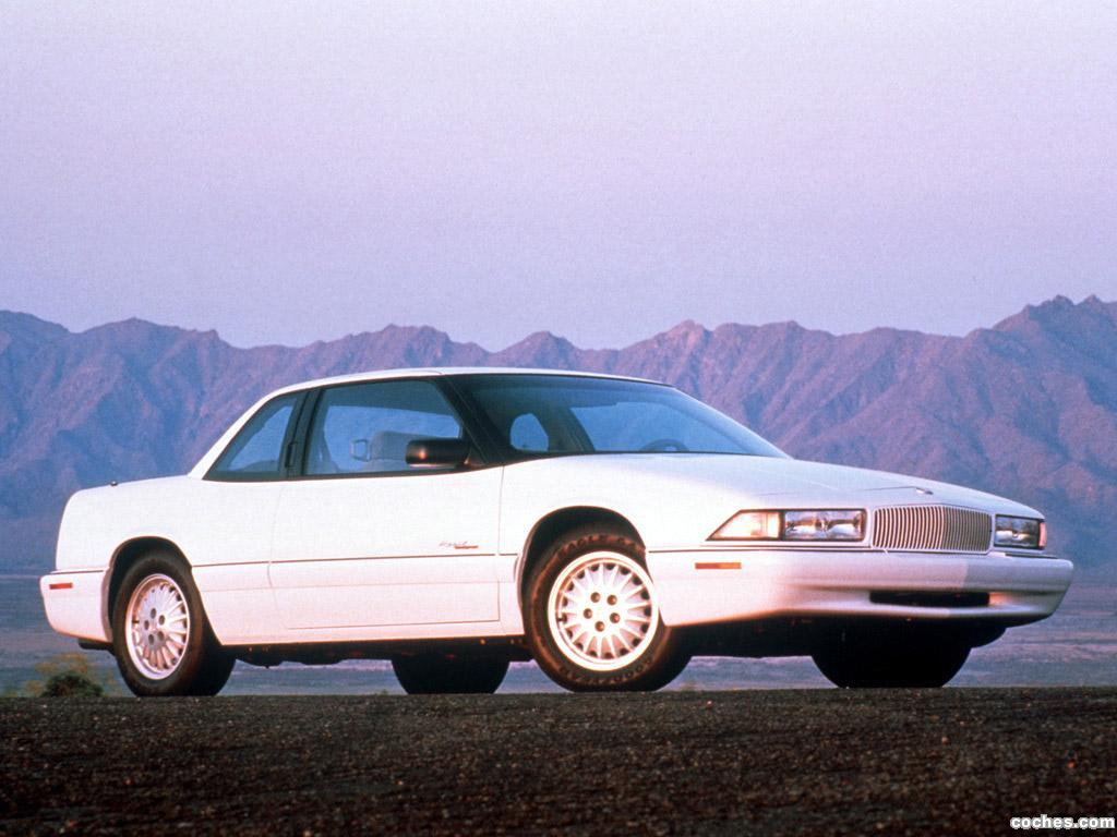 Foto 0 de Buick Regal Gran Sport Coupe 1993