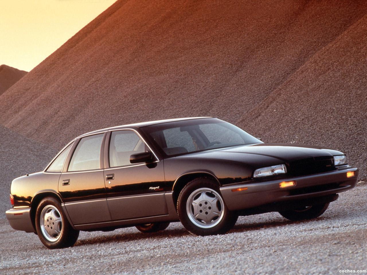 Foto 0 de Buick Gran Sport Sedan 1995